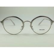 Prada - PR54VV - Dourado - 271-1O1 - 51/21 - Óculos para Grau