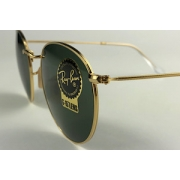 Ray Ban - RB 3447L - Dourado - 001 - 53/21 - Óculos de Sol