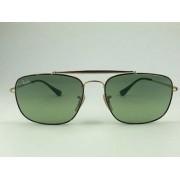 Ray Ban - RB 3560 - Dourado - 9103/4M - 56/14 - Óculos de Sol