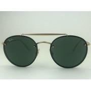 Ray Ban - RB 3614-N - Dourado - 9121/31 - 54/15 - Óculos de Sol