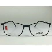 Silhouette - SPX 2902 40 - Preto - 6050 - 55/17 - Armação para Grau