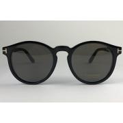 Tom Ford - FT591 - Preto - 01A - 51/20 - Óculos de Sol