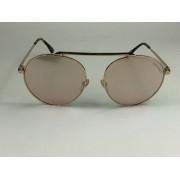 Tom Ford - TF 571 - Dourado - 28G - 56/16 - Óculos de Sol