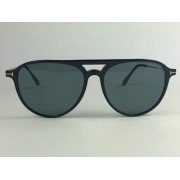 Tom Ford - TF 587 - Preto - 01V - 58/16 - Óculos de Sol