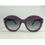 Tom Ford - TF 611 - Roxo - 69B - 53/20 - Óculos de Sol