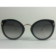 Tom Ford - TF 683 - Preto - 01B - 63/14 - Óculos de Sol