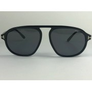Tom Ford - TF 755 - Preto - 01A - 57/16 - Óculos de Sol
