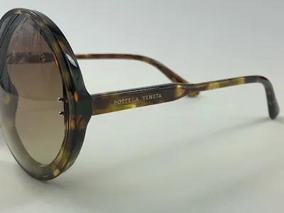 Bottega Veneta - BV0160S - Castanho - 004 - 60/21 - Óculos de Sol