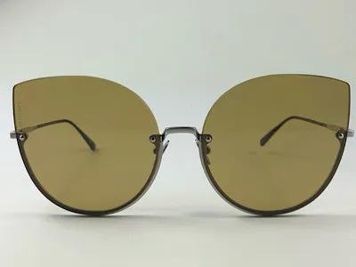 Bottega Veneta - BV0204S - Prata - 002 - 61/17 - Óculos de Sol