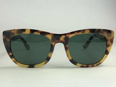 Chrome Hearts - Eye So Sassy - Castanho - TT - 54/21 - Óculos de Sol