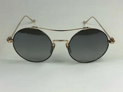 Chrome Hearts - Prawn Queen - Dourado - 54/21 - Óculos de Sol