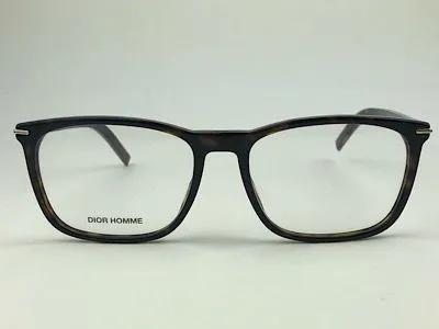 Dior - BLACKTIE265 - Havana - 086 - 55/18 - Armação para Grau