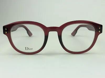 Dior - CD2 - Vinho - LHF - 46/22 - Armação para Grau