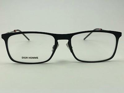 Dior - CD 0235 - Preto - D03 - 55/19 - Armação para Grau