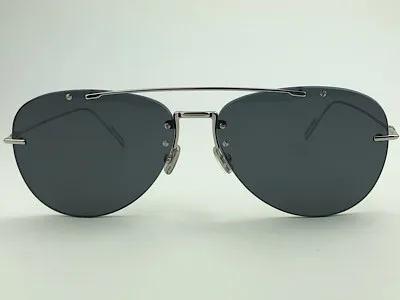 Dior - CD Chroma1F - Prata - 010 2K - 62/15 - Óculos de Sol