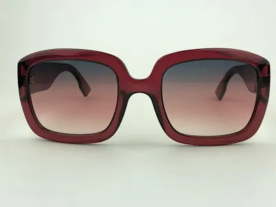 Dior - DDior - Vinho - LHF FF - 54/03 - Óculos de Sol