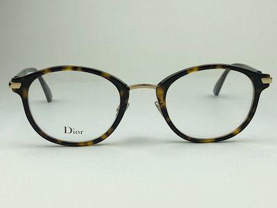 Dior - Essence21F - Havana - 086 - 50/23 - Armação para Grau