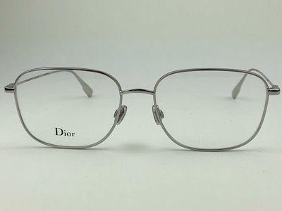 Dior - STELLAIREO13 - Prata - 010 - 53/16 - Armação para Grau