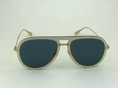 Dior - Ultime1 - Dourado - LKS A9 - 57/17 - Óculos de Sol