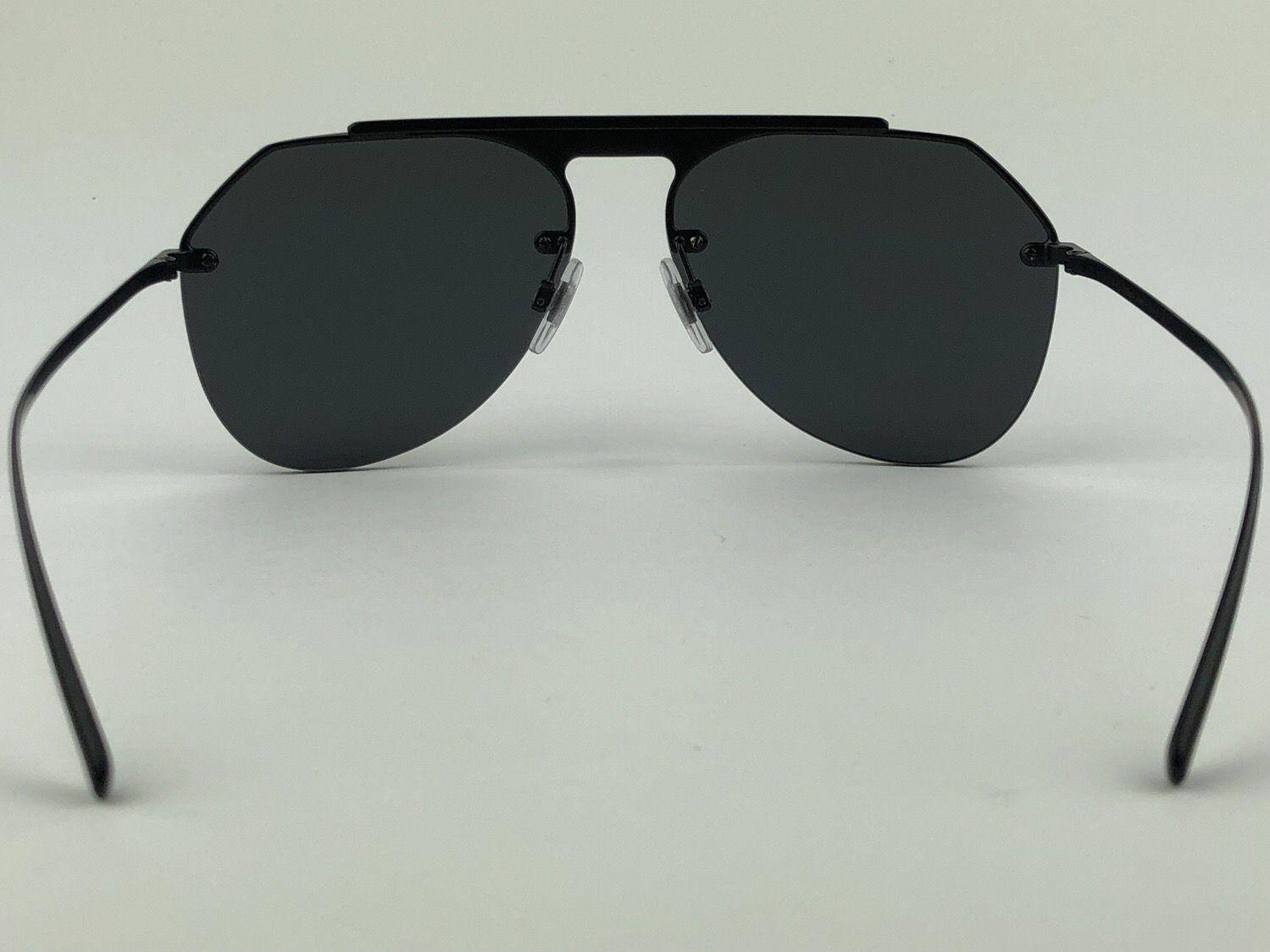 Dolce & Gabbana - DG2213 - Preto - 1106/87 - 34/134 - Óculos de sol