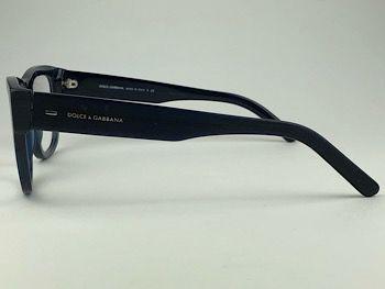 Dolce & Gabbana  DG3195 - Azul - 2828 - 51/20 - Armação para grau