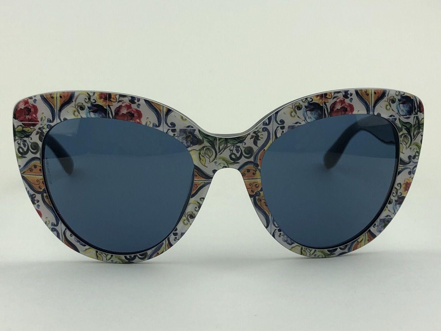 Dolce & Gabbana - DG4287 - Estampado - 307880 - 53/21 - Óculos de sol