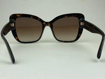 Dolce & Gabbana  DG4348 - Estampado - 50213 - 54/20 - Óculos de sol