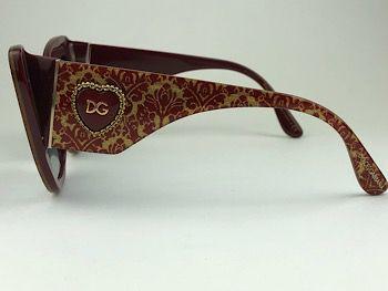 Dolce & Gabbana  DG4349 - Estampado - 32068G - 54/20 - Óculos de sol