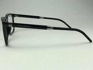 Dolce & Gabbana  DG5030 - Preto - 501 - 55/20 - Armação para grau