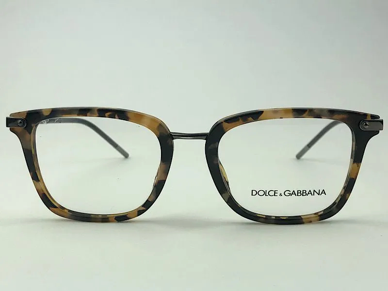Dolce & Gabbana - DG 3319 - Havana - 3141 - 52/20 - Armação para Grau