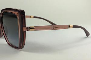 Dolce & Gabbana - DG 6138 - Vinho - 32478G - 55/18 - Óculos de Sol
