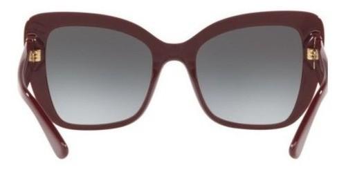Dolce & Gabbana - 0DG4348 - Vinho - 30918G - 54/20 - Óculos de Sol
