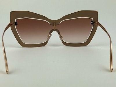 Dolce & Gabbana - DG 2224 - Dourado - 1330/13 - 34/13 - Óculos de Sol