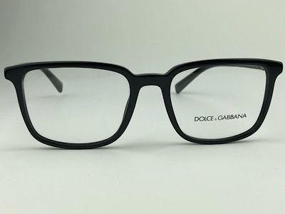 Dolce & Gabbana - DG 3299 - Preto - 501 - 51/17 - Armação para Grau