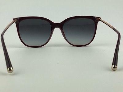 Dolce & Gabbana - DG 4333 - Vinho - 3091/8G - 55/18 - Óculos de Sol