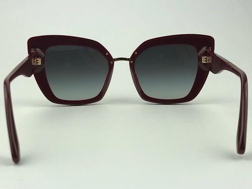 Dolce & Gabbana - DG 4359 - Vinho - 3091/8G - 52/20 - Óculos de Sol