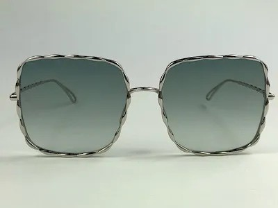 Elie Saab - ES003/S - Prata - KTU VZ - 56/16 - Óculos de Sol