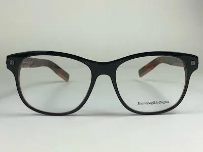 Ermenegildo Zegna - EZ 5158 - Preto - 005 - 54/16 - Armação para Grau