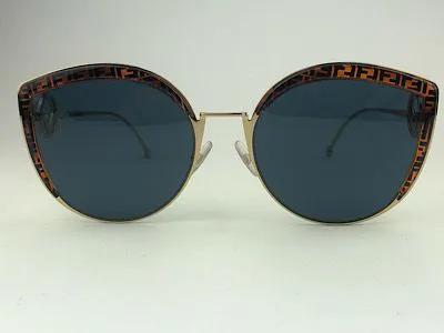 Fendi - FF0290/S - Dourado - JSG KU - 58/18 - Óculos de Sol
