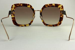 Fendi - FF 0317/S - Havana - 086 HA - 53/23 - Óculos de Sol
