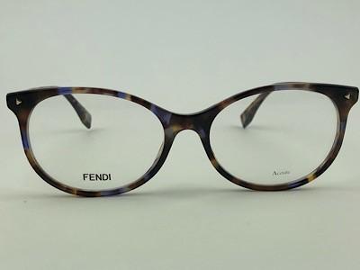Fendi - FF 0388 - Havana - HKZ - 53/17 - Armação para Grau