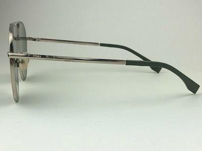 Fendi - FF M0028/S - Dourado - 3YG QT - 61/13 - Óculos de Sol