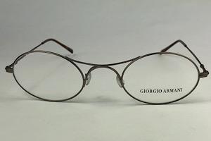 Giorgio Armani -  AR 229M - Grafite - 3002 - 47/22 - Armação para Grau