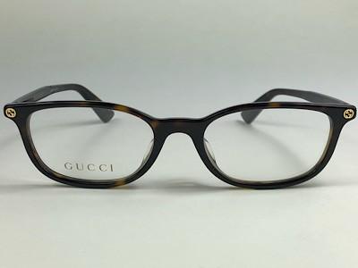 Gucci - GG 0123OJ - Havana - 008 - 50/18 - Armação para Grau
