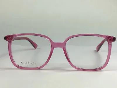 Gucci - GG 0260O - Rosa - 005 - 53/17 - Armação para Grau