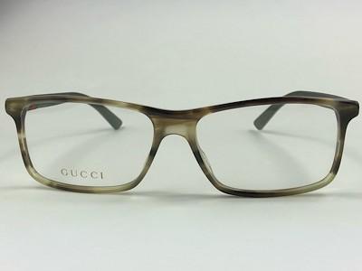Gucci - GG 0424O - Havana - 008 - 58/16 - Armação para Grau