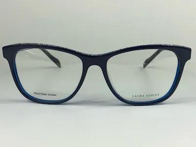 Laura Ashley  - LA-12-179 - Azul - 04 - 53/16 - Armação para Grau