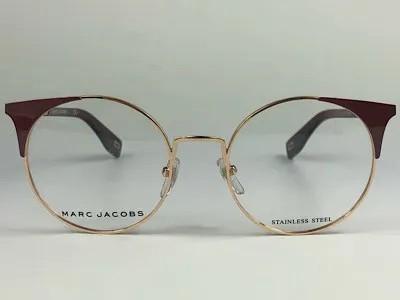 Marc Jacobs - MARC 330 - Vinho - NOA - 50/19 - Armação para Grau