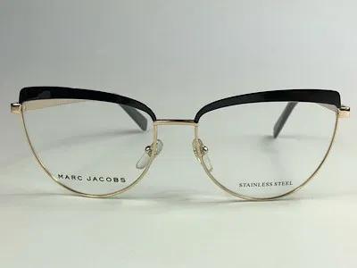 Marc Jacobs - MARC 401 - Preto - 807 - 55/16 - Armação para Grau