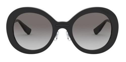 Miu Miu - SMU04V - Preto - 1AB-0A7 - 53/23 - Óculos de Sol